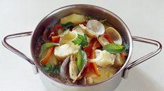 Caldeirada - Fish Stew, Setubal, Portugal