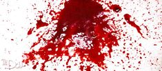 Blood Texture 1 by tbdoll photoshop resource collected by psd-dude.com from deviantart