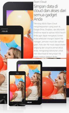 ASUS ZenFone Smartphone Android Terbaik: Simpan data di cloud dan akses dari semua gadget Anda dengan Open Cloud http://lepaslokan.blogspot.com/2014/08/asus-zenfone-smartphone-android-terbaik.html