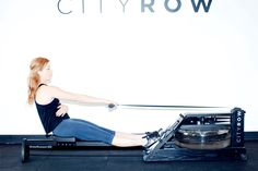 Getting all oblique. http://www.thecoveteur.com/rowing-workout-cityrow/