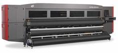 Vutek 5000 UV baskı makinesi ile dijital baskı gergi tavan