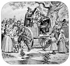 Salem Witch Trials Victims' Names | ... Bishop Becomes First of Twenty People Executed for Witchcraft in Salem