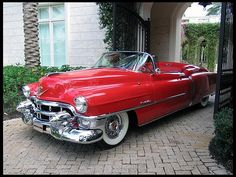 1953 Cadillac Eldorado..Re-pin brought to you by agents of #Carinsurance at #Houseofinsurance in Eugene, Oregon