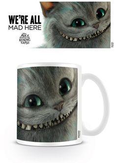 Hrnek Alenka v říši divů: Za zrcadlem - Cheshire Cat | Posters.cz