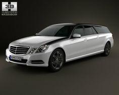 MercedesBenz EClass Binz Xtend 2012