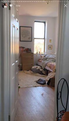 Dream Rooms, Dream Bedroom, Room Ideas Bedroom, Bedroom Decor, Pretty Room, Dream Apartment, Aesthetic Room Decor, Cool Rooms, My New Room
