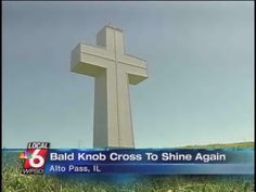 The final stage of renovations are planned for the landmark Bald Knob Cross in Alto Pass, Illinois.