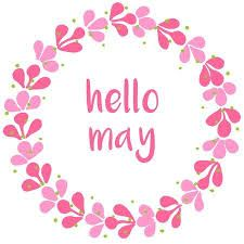 May Flowers Pretty Flowers Spring Pink Wreath May Flowers