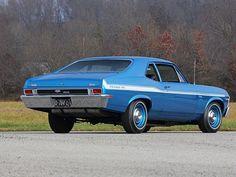 1969 Chevrolet Yenko Nova Rear