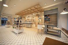 Diseño de farmacia, en Zarautz – Sube interiorismo