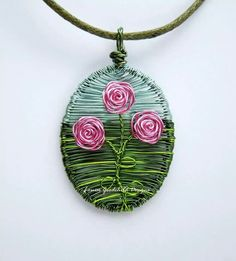Pendant by Louise Goodchild