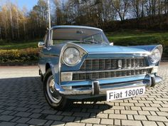 fiat 1800 Italy Spain, Fiat, Antique Cars, Vehicles, Vintage Cars, Cars, Vehicle