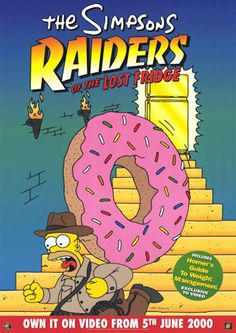 The Simpsons in Jones,lol,I have got to buy this movie,show,thing
