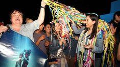 Mexico celebrates Hollywood success of director Guillermo del Toro on Oscar night