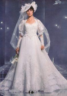 Fashion Dolls and Fashion Scans 1980s Wedding, Carol Alt, 1990s, Fashion Dolls, One Shoulder Wedding Dress, Marie, Wedding Dresses, Models, Weddings