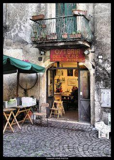 Osteria dell'olmo I by Tommaso Manzi Photos, via Flickr