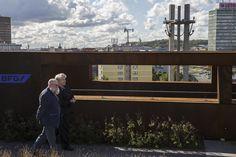 #BFGdansk 2015, European Solidarity Centre. Photo: Paweł Wyszomirski / #ecs #ecsgdansk #gdansk #ilovegdn #conference #blogs #bloggers #bralczyk #architecture