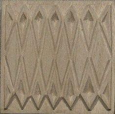 Carved Textile Stamp, African Design, Oshiwa Wood Printing Block, Item 10-17-2. $16,00, via Etsy.