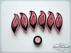 • Sweet Handmade •: Tutorial - Floricica cu pieptene