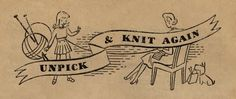 - Make Do and Mend, WWII booklet. I promised something special for number and I don't think this will disappoint. Knitting Humor, Knitting Yarn, Knitting Patterns, Make Do And Mend, How To Make, Art Quotes Funny, Knit Art, Yarn Bombing, Darning