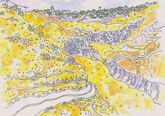 jerusalem surrounded by hills ירושלים הרים סביב לה