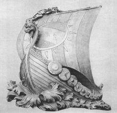 viking ship tattoo - Pesquisa Google