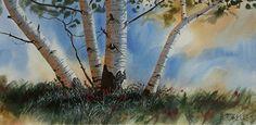 Egg tempera workshops, egg tempera workshops, realistic paintings, egg tempera as watercolor