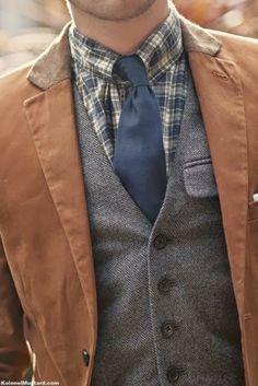Men's fashion#Suits