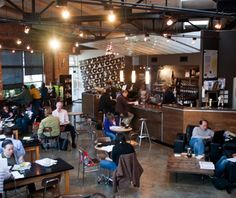 America's coolest coffeehouses: Travel Leisure