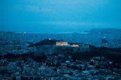 Acropoli - Atene - Tramonto