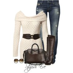 NADA, created by stylisheve on Polyvore