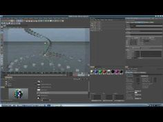 "▶ Cinema 4D Mograph Cloner ""Object"" Formula Effector Tutorial - YouTube"