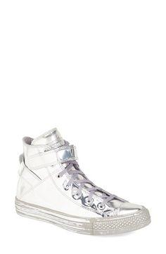 c00fa066e46d Converse Chuck Taylor® All Star®  Brea - Metallic  High Top Sneaker (