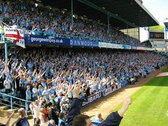Highfield Road, Coventry City FC