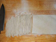 Karcsi főzdéje: Soba tészta házilag Painting, Home, Painting Art, Paintings