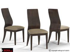 Καρέκλα τραπεζαρίας Κ9 Dining Chairs, Sofa, House, Furniture, Home Decor, Settee, Decoration Home, Home, Room Decor