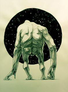Atlas Shrugged by hypnothalamus.deviantart.com on @DeviantArt