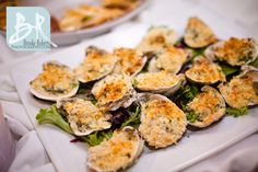Oysters Rock by Chef Travis at Latitude 31.