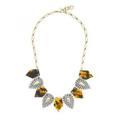 Lulu Frost for J.Crew Crystal Kite Necklace Original $195.00 Now $58.95 Free Shipping Worldwide