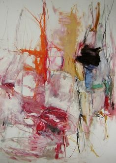 Cy Twombly like by Mary Ann Wakeley