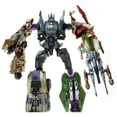 TRANSFORMERS BRUTICUS, FALL OF CYBERTRON, HASBRO Figure Comic Con 2012 Exclusive Figure SDCC ** Visit the image link more details. (This is an affiliate link) #ActionFiguresStatues