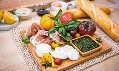 Rosa & Rico Graziano's Family Recipe for Fresh Mozzarella!