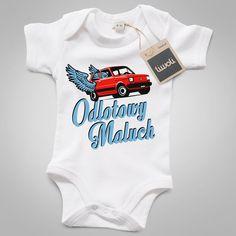 body niemowlęce ODLOTOWY MALUCH (proj. TiwoliShop), do kupienia w DecoBazaar.com