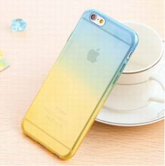 Transparent Skin Protective Phone Cases for iphone 5 Gradient Clear Back Cover For Apple Iphone 5 5S