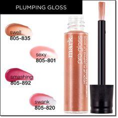mark pro gloss hook up plumping lip shine in swank