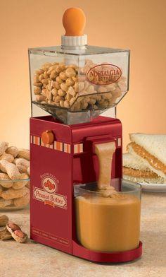 Homemade Peanut Butter Maker