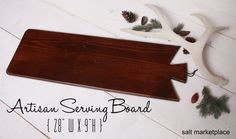 Bread Board - Table Runners/Serving Boards Engraved (Wedding Gift)