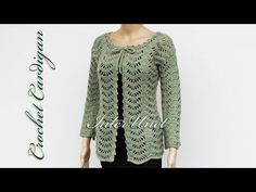 Lace jacket cardigan crochet pattern, My Crafts and DIY Projects