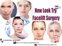 If you are bothered by signs of aging in your face, facelift surgery may be right for you. #facelift #rhytidectomy #minifacelift #SMASfacelift #nonsurgicalfacelift #shortscarfacelift #midfacelift #cosmeticsurgery