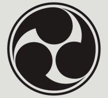 «Mitsu Tomoe - Japan - Shinto Trinity Symbol - Triskele» de nitty-gritty